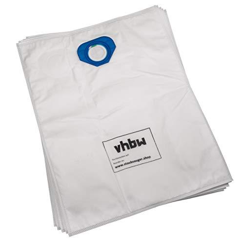 vhbw 5 Staubsaugerbeutel Ersatz für BVC 13060 für Staubsauger, Mikrovlies 63cm x 49cm