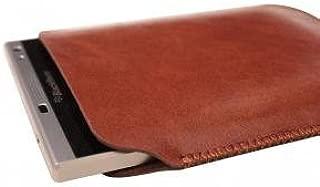 UltraJacket Lightweight Slim Sleeve Case for Blackberry Passport (Saddle Brown) (Renewed)