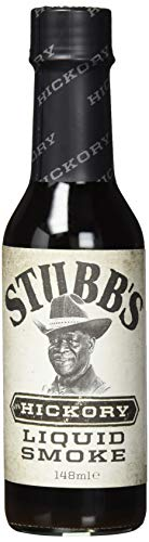 Stubb's Hickory Liquid Smoke, 1er Pack (1x148ml)