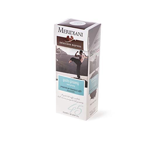 Caffè aromatizzato al Ginseng   Caffè macinato per Moka   Selezione Espresso i Meridiani g 125   Gli aromatizzati per moka