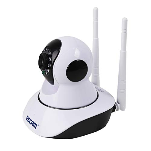Why Should You Buy Wireless Network Monitor Sys G02 720P 1/4 inch PTZ WiFi IP Camera, Support Motion...