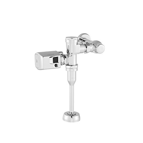 American Standard 6045SM051.002 FLUSH VALVES MANUAL URINAL FV, 0.5 GPF, SMO, CHROME
