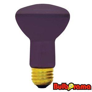 50 Watt R20 Black Light Industrial Grade Uv Light Bulb Long Life Blacklight Floodlight Bulb