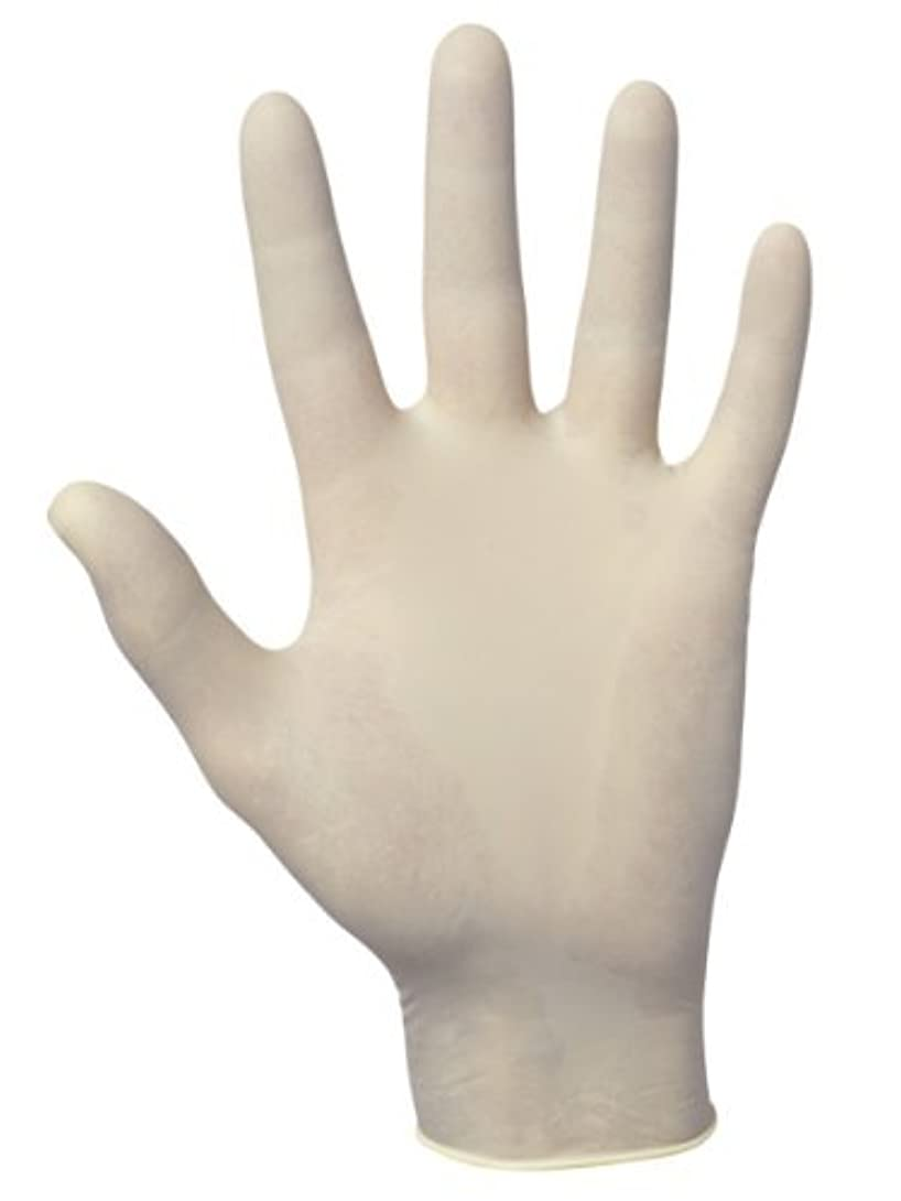 アトムちなみに行為SAS Safety 6594 Value-Touch Industrial Disposable Latex 5 Mil Gloves, Extra Large, 100 Gloves by Weight [並行輸入品]