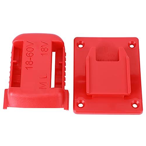 Ausla Dispositivo de fijación de batería, Dispositivo de fijación de tamaño pequeño para el hogar para la fábrica(Red)