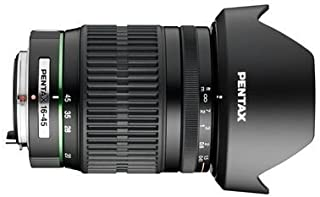 Pentax 16-45mm f/4.0 SMC PDA  ED AL Zoom Lens for Pentax and Samsung Digital SLR Cameras