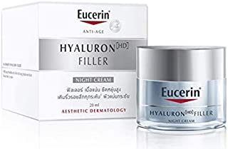 Eucerin Hyaluron [HD] Filler Anti-Age Night Cream 20ml for all skin types