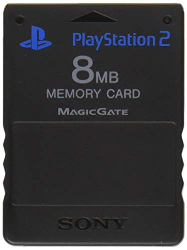 8MB Memory Card for PS2 (Renewed)