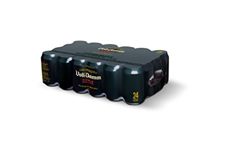 Voll-Damm Cerveza - Paquete de 24 x 330 ml - Total: 7920 ml