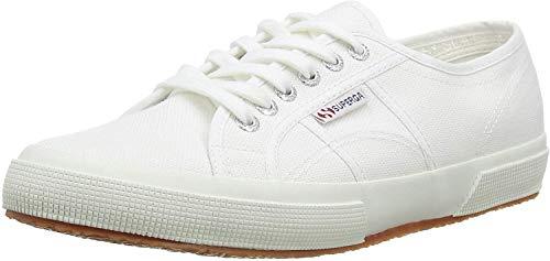 Superga 2750 Cotu Classic Sneaker, Scarpe da Ginnastica Uomo, Bianco, 43 EU
