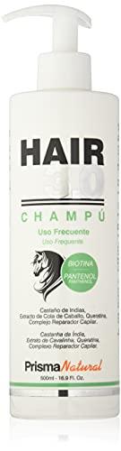 Prisma Nat. Champú Caballo Biotina Uso Frec 500 ml