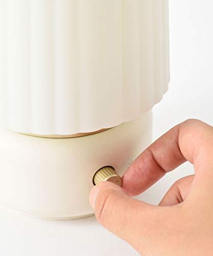 BRUNOアロマ加湿器人気卓上グリーンブルーノ超音波アロマ加湿器LAMPMISTBOE079-GR