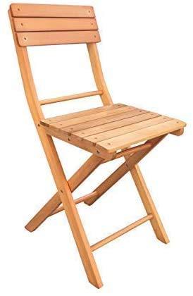 Plegables sillas de jardín de madera de teca muebles de jardín al aire libre,Natural color