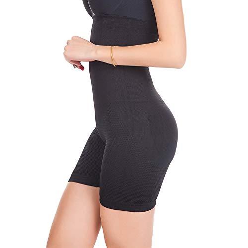 HONFAY Intimo Modellante da Donna Guaina Pantalone Contenitiva a Vita Alta Dimagrante Pancera Mutanda Contenitiva Fascia Elastica Shapewear da Donna