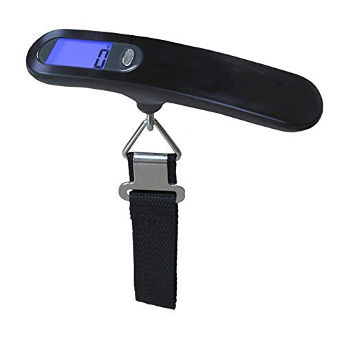 EONO Essentials Digital Travel Portable Luggage Scale for Suitcase Scales Weights with Tare Function