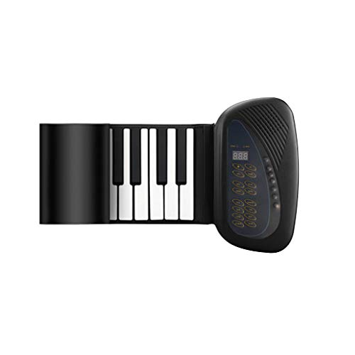 Buy Discount YIHANGG Hand Roll Piano 88 Keys Multifunctional Folding Silicone Keyboard Children Adul...