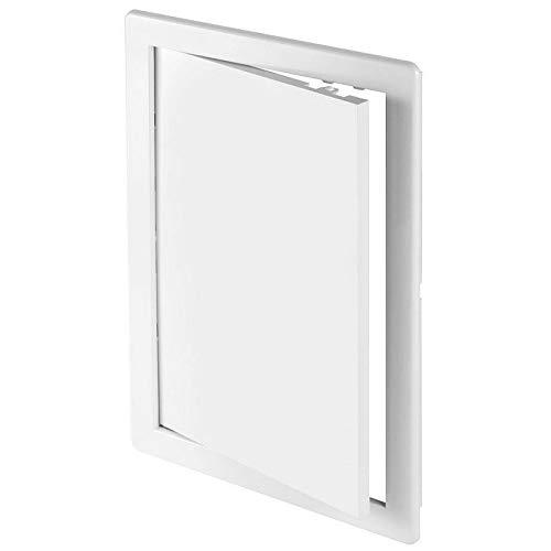 400x400mm Access-Panels Inspektionsluke Zugangstür hochwertigem ABS-Kunststoff