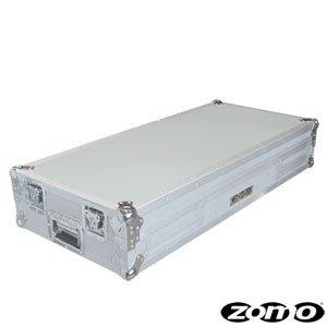 Zomo Set DZ-600 - Flightcase für 2x SL-DZ1200 + 1x DJM-600/700/800 in Silver