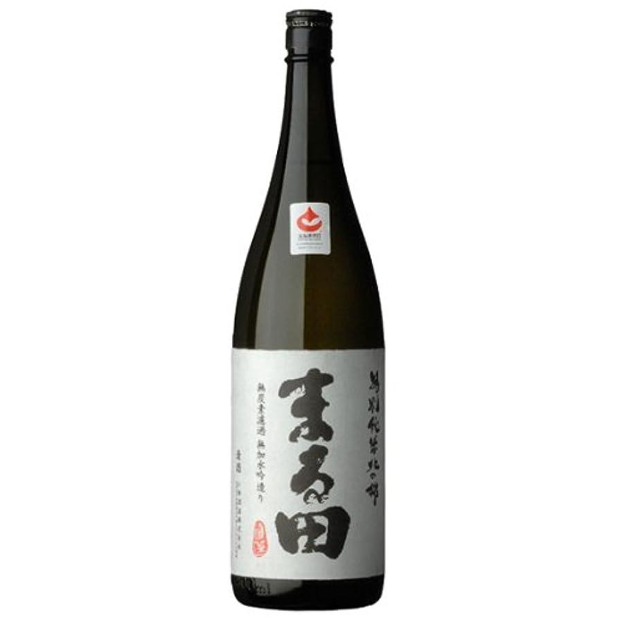 簡単に株式慢な北の錦 特別純米酒 まる田 1.8L