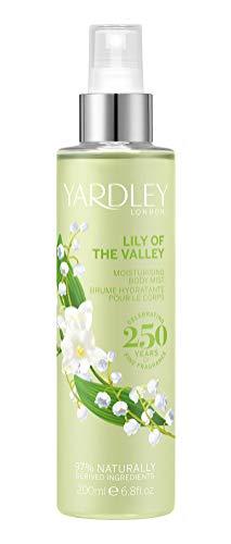 HCL Yardley london maiglöckchen duft mist 200ml