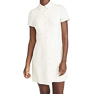 Theory Women's Short Sleeve Bd Dress
