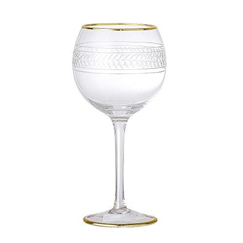 Bloomingville Weinglas