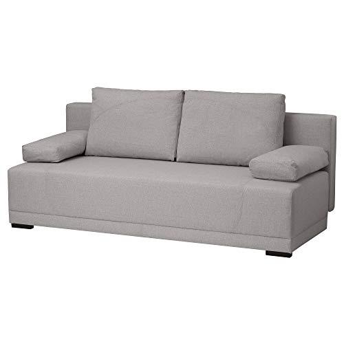 ARVIKEN sofá-cama de tres plazas 195x86x74 cm beige