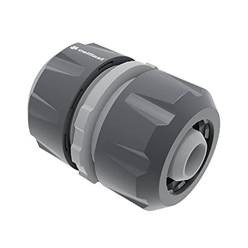 Cellfast Reparator slangkoppeling IDEAL™ 3/4″, voor het permanent verbinden van twee slanguiteinden, kunststof PC/ABS, hoge kwaliteit, 51-605
