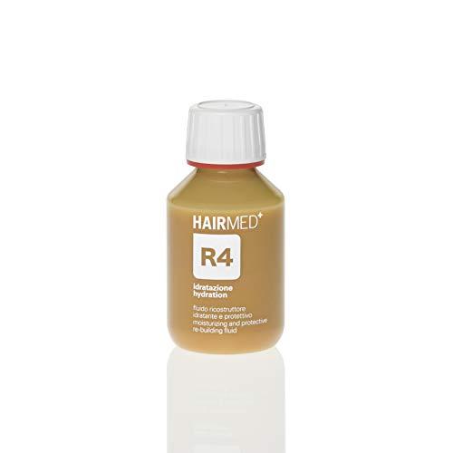 HAIRMED - R4 Siero Cheratina - Ricostruttore per Capelli Secchi Disidratati - 100 ml