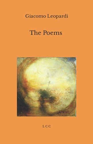 The Poems of Giacomo Leopardi: (I Canti)