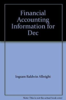 Study Guide and Forms to Accompany Finanical Accounting Information for Dec 0324024703 Book Cover