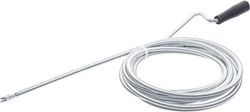 Kraftmann 1992 | Muelle espiral para limpiar cañerías | 5 m