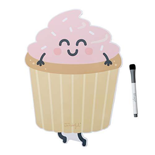 Pizarra magnética - Cupcake