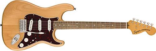 Fender - Guitarra eléctrica Squier Classic Vibe Stratocaster, estilo años 70