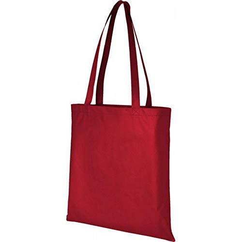 Bullet - Bolsa de compras, color rojo