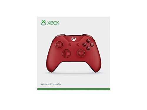 Xbox ワイヤレス コントローラー (レッド)