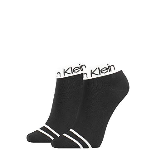 Short-Socken für Damen von CALVIN KLEIN - Schwarz - ONE SIZE