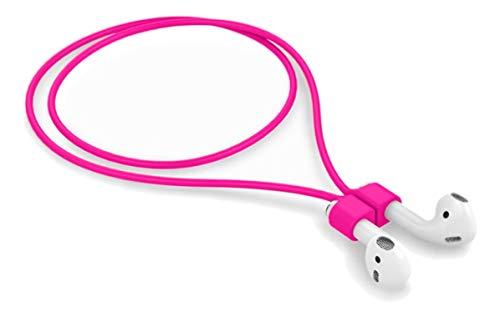 Fio Cordão Magnético Rosa Pink Segurador Exercício