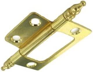 Best brass finial hinges Reviews