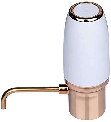 ZKHD Decantador de Aire de Vino eléctrico y Vino automático 2 en 1, dispensador de oxidante de Vino de Carga USB, Accesorios de Vino Ideales para Casas y Celebraciones