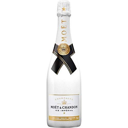 Champagne Ice Impérial - Moët & Chandon - Rebsorte Pinot Meunier, Pinot Noir, Chardonnay - 3x75cl
