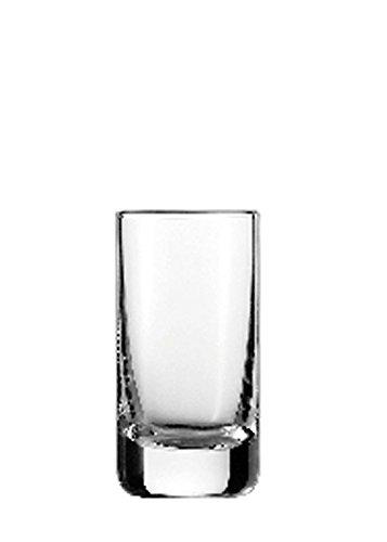 Schott Zwiesel - Convention, Schnaps 1 Schnapsglas mit Eichmarke 2+4 cl (103619)