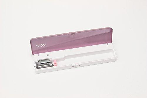 オーラルドクターオーラクリーンPS2紫外線UV-C歯ブラシ除菌ケースピンクDV-135PK