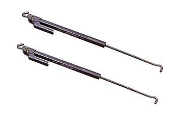 Torklift S9522 Long Grey FastGun Turnbuckle