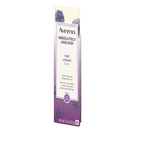 Aveeno Abs Agls Eye Cream 0.5 Oz