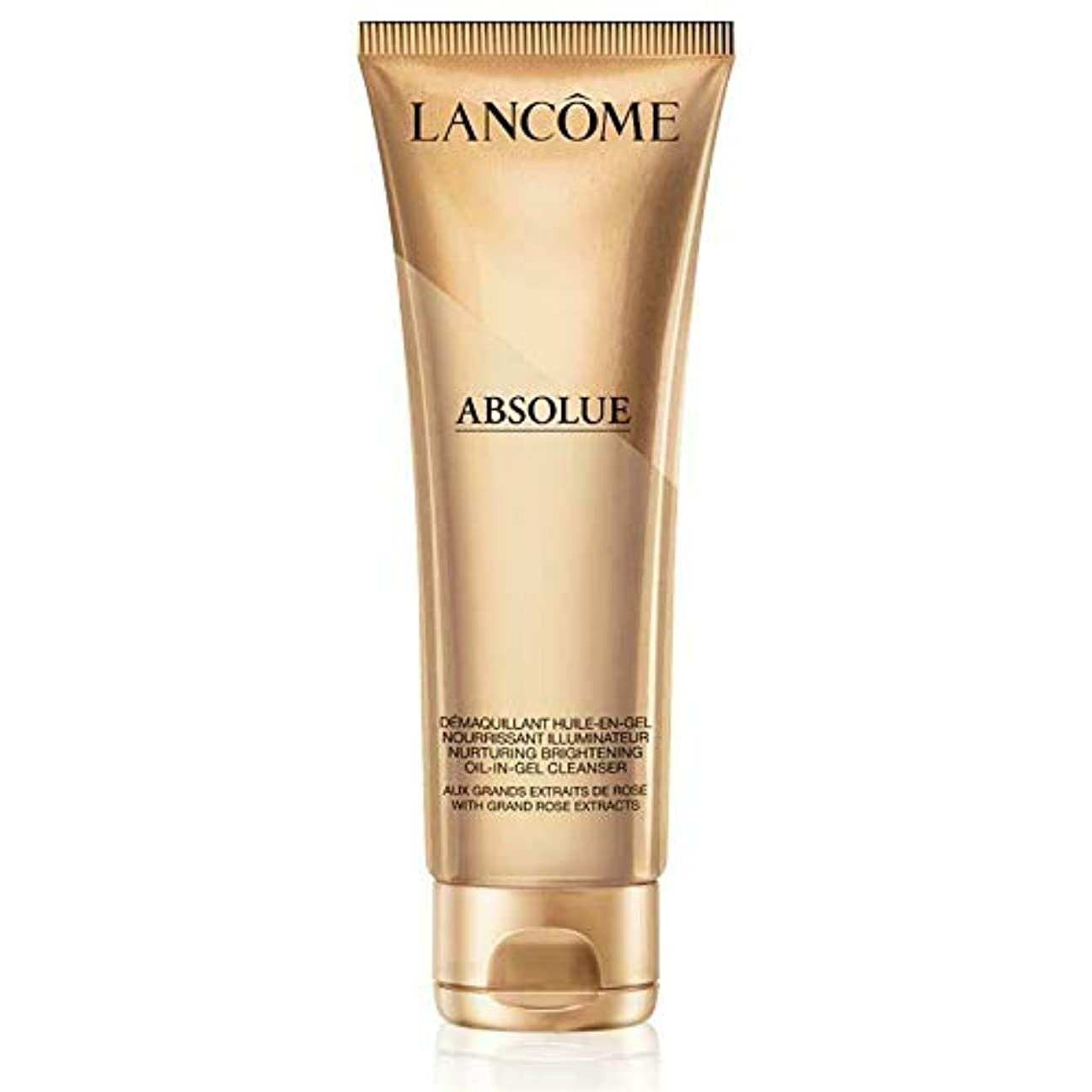 残忍なマークされたランコム Absolue Nurturing Brightening Oil-In-Gel Cleanser 125ml/4.2oz並行輸入品