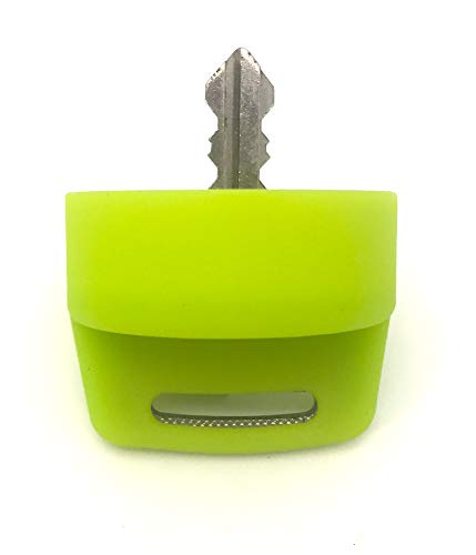 Polaris RZR XP1000 900 800 570 General Ranger Sportsman Quad Ignition Switch Key Cover (Lime Green)