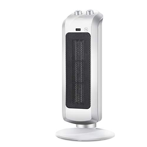 Réchauffeur domestique Petit ventilateur à économie d'énergie Vitesse d'économie d'énergie Chambre chaude Réchauffeur électrique vertical Chauffage à grand angle, Réchauffement rapide, Bain à double u