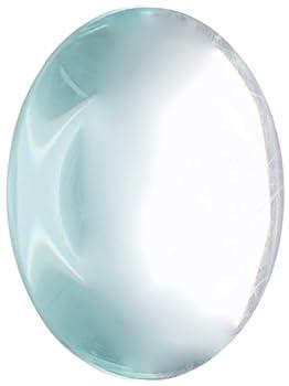 Ajax Scientific-LI152-0050 Polished Glass Double-Convex  Bi-Convex  Lens Spherical 50 mm Diameter 50 mm Focal Length