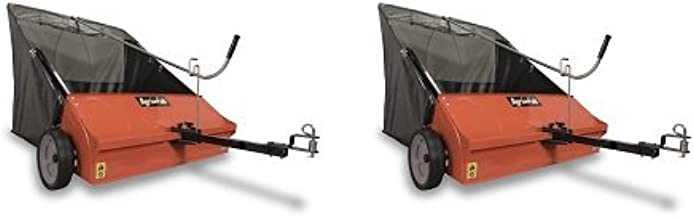Agri-Fab 45-0492 Lawn Sweeper, 44-Inch (2-(Pack))